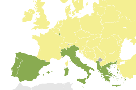 La auténtica brecha de Europa: la que cocina con aceite de oliva vs. la que cocina con mantequilla