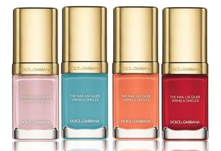 Dolce Gabbana Summer Shine Makeup Collection For Summer 2015 Nail Polish