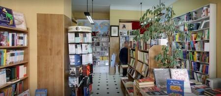 La librería italiana