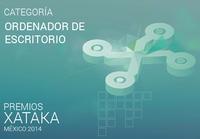 Mejor ordenador de escritorio, vota por tu preferido para los Premios Xataka México 2014