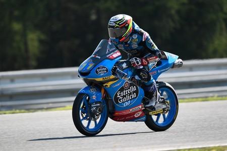 Sergio Garcia Austria Moto3 2020