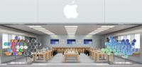 Imagen de la semana: este es el escaparate que las Apple Store lucirán con la llegada del Apple Watch