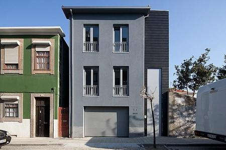 Puertas abiertas: Casa Corpo Santo, de vieja casa en ruinas a vivienda de vanguardia