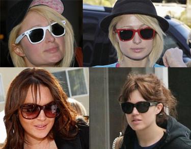 Las gafas más vintage, el regreso de las Wayfarer