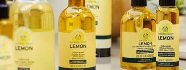 The Body Shop lanza una línea de limón que es purificante, protectora y antibacteriana, perfecta para tener la piel siempre limpia e hidratada