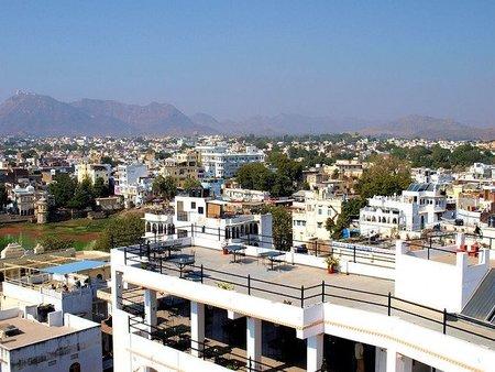Udaipur, Ciudad Blanca