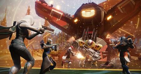 Destiny 2 debuta con fuerza: 1,2 millones de jugadores concurrentes durante su primer fin de semana