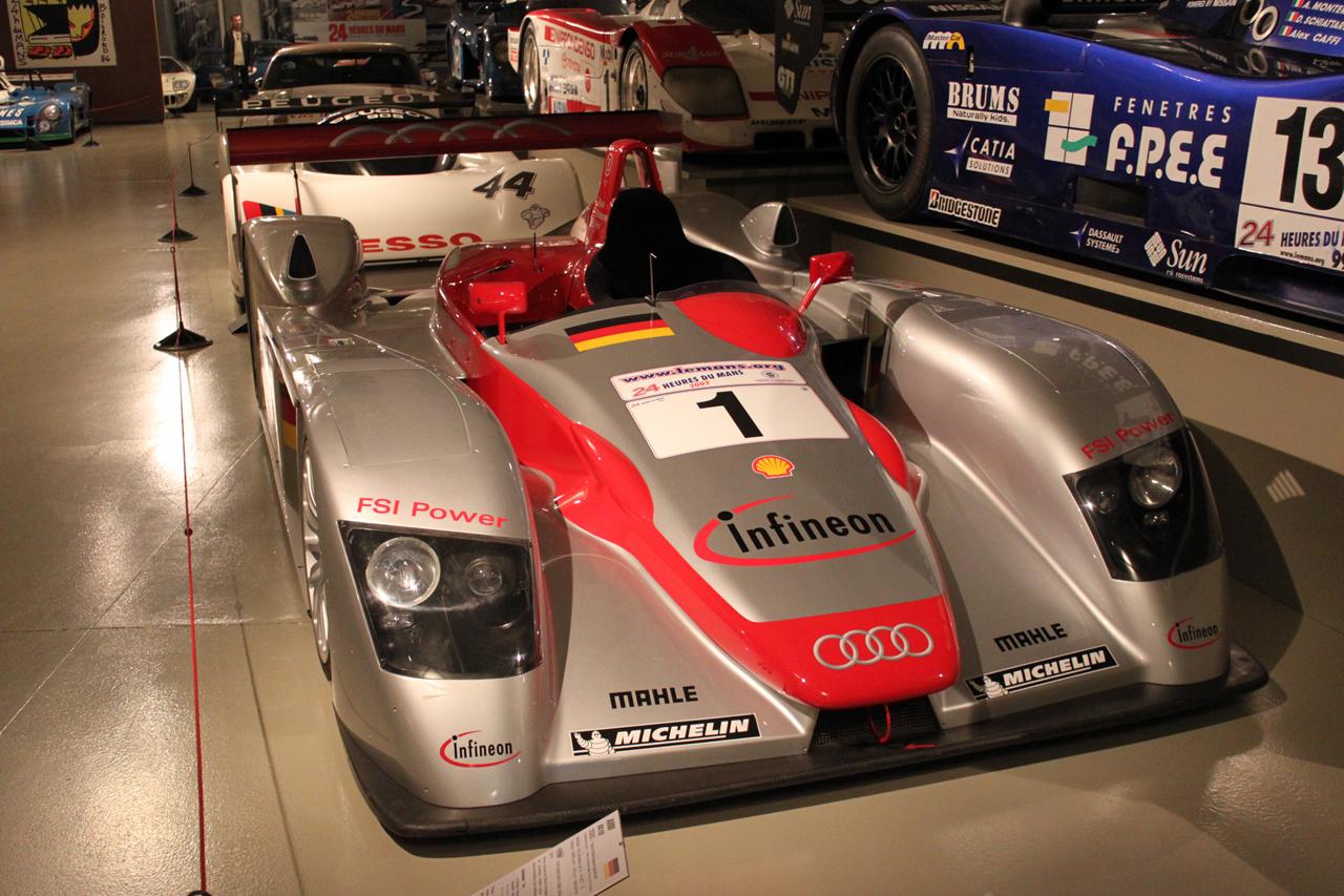 Foto de Museo 24 horas de Le Mans (234/246)