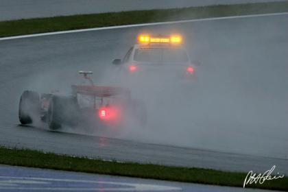 Previsión del tiempo para el Gran Premio de Brasil