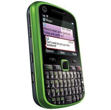 Motorola Graps WX404, mensajero 100% reciclable... y poco más