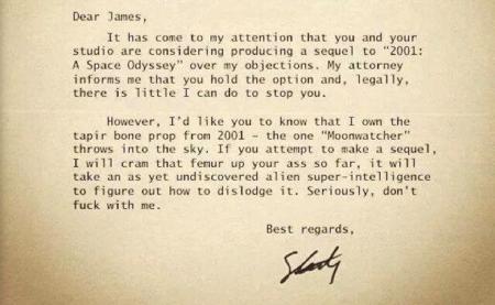 Cazadores de Fakes: planetas, pasaportes y cartas de Kubrick