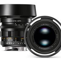 Leica Noctilux-M 50mm F1.2: la alemana revive un clásico de los años sesenta ideal para el retrato y la fotografía nocturna
