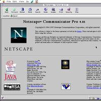 """Netscape Communicator y Mozilla Mail son los ejemplos de """"software moderno"""" que aparecen en el acuerdo del Brexit"""