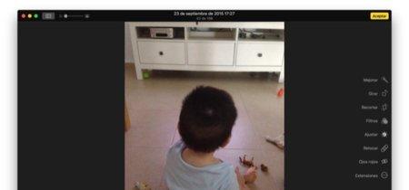 OS X El Capitan inaugura las extensiones de Fotos para Mac