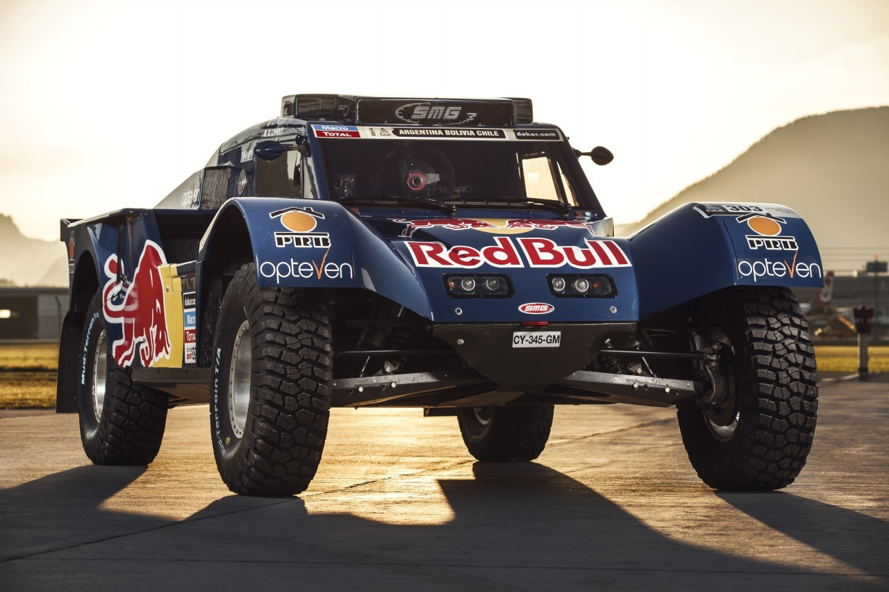 Foto de SMG Buggy - Dakar 2014 (21/24)