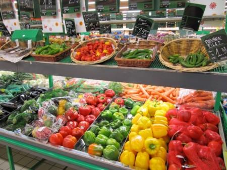 Supermercado Alimentos
