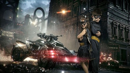 Ninos Superheroes