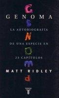 [Libros que nos inspiran] 'Genoma, la autobiografía de una especie en 23 capítulos' de Matt Ridley