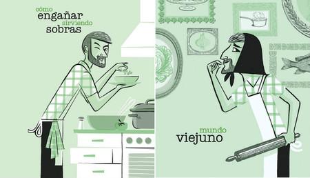 El arte de Dani Jiménez, ilustrador de El Comidista