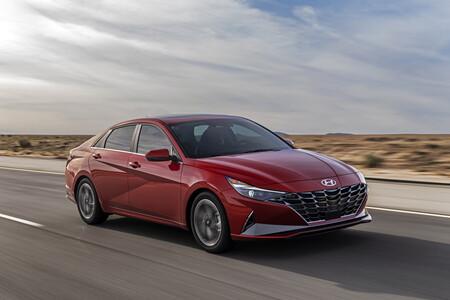 El Hyundai Elantra 2022 sí llegará a México: esto podemos esperar de su nueva generación