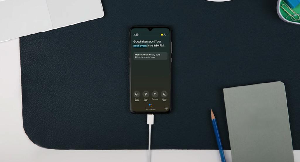 El 'Ambient Mode' de <strong>Google℗</strong> Assistant comienza a llegar a algunos móviles Android: así funciona»>     </p> <p>En septiembre conocíamos 'Ambient Mode', un manera especial del Asistente de <strong>Google℗</strong> que se mostraba al cargar el móvil, mostrando info conveniente y permitiéndote interactuar con el Asistente. Es decir, <strong>algo así como un manera Always On</strong>, pero inspirado en el Asistente de Google.</p> <p> <!-- BREAK 1 --> </p> <p>Se lanzó en un puñado de aparatos (Lenovo Yoga Smart Tab, Nokia℗ 6.2 y Nokia℗ 7.2), pero ahora está comenzando a habilitar a otros terminales. Lo hemos probado y te contamos <strong>cómo funciona el manera ambiente de <strong>Google℗</strong> Assistant</strong>.</p> <p> <!-- BREAK 2 --> <span id=