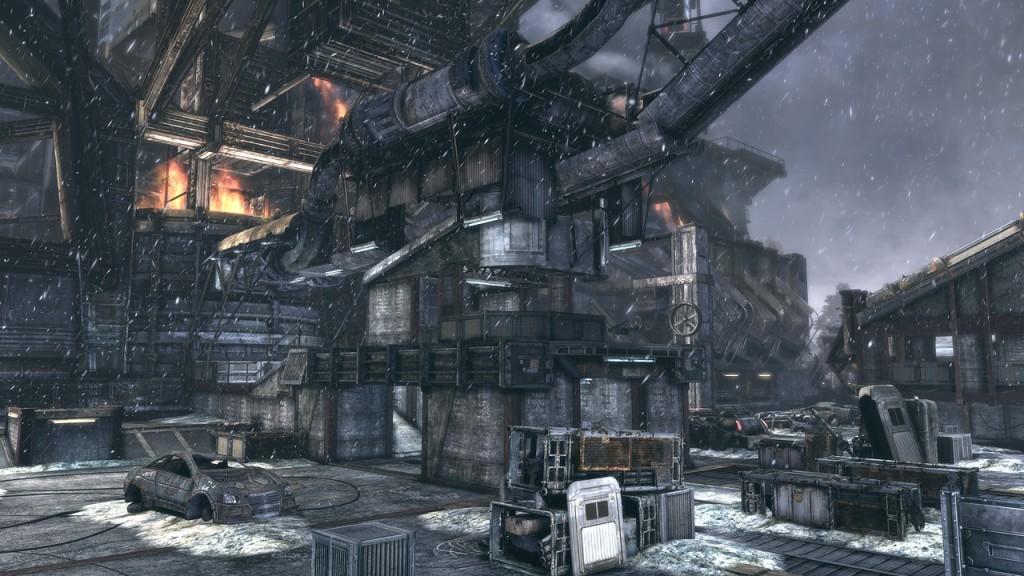 Foto de 'Gears of War 2' mapas Snowblind (9/10)