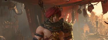 Diablo 4 presume de gráficos y detalla el editor de personajes, que nos dará muchas opciones de personalización