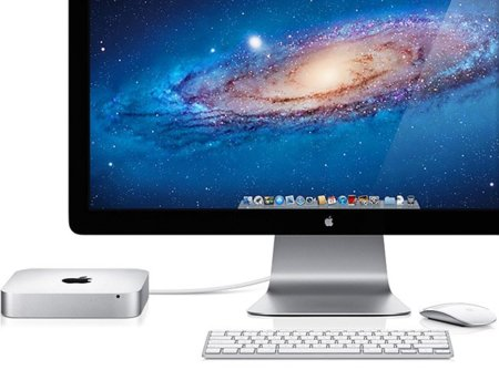 Nuevos Mac Mini con procesadores Intel Core i5, i7 y Thunderbolt