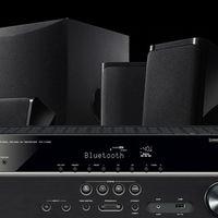Yamaha renueva su gama de conjuntos para cine en casa con dos nuevos modelos 5.1