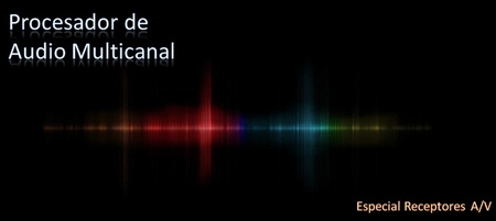 Receptores A/V (III): Procesado de audio multicanal