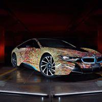 BMW tiene algo que celebrar y lo hace con este i8 Futurism Edition