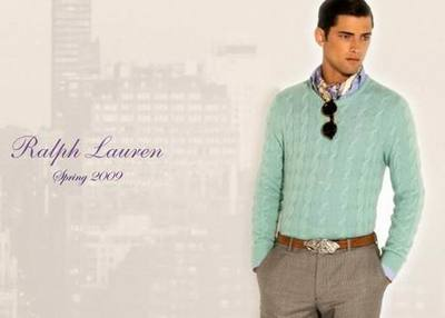 La exclusividad de Ralph Lauren se llama Purple Label