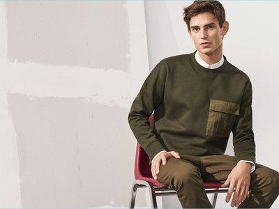 H&M nos muestra la versión más sofisticada de la tendencia militar