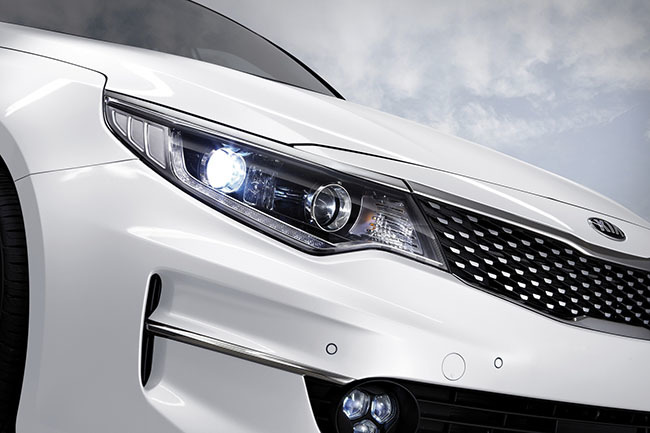 Foto de Kia Optima 2016 (EU spec) (5/6)