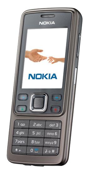 Nokia añade WiFi al 6300