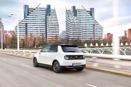 Honda e 2020 Contacto 18