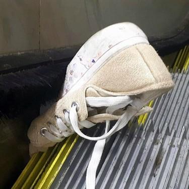 ¡Mucha precaución con los niños en las escaleras mecánicas! La Policía y Metro advierten de los riesgos que conlleva su mal uso