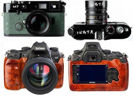 Leica M7 y Sigma SD1