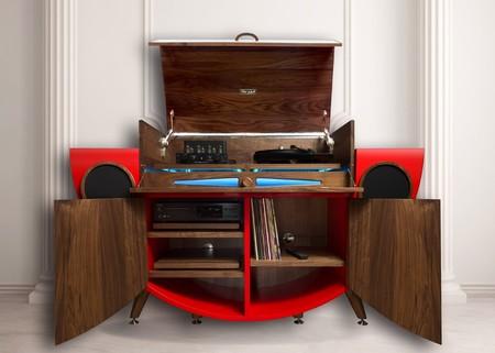 Mueble audio