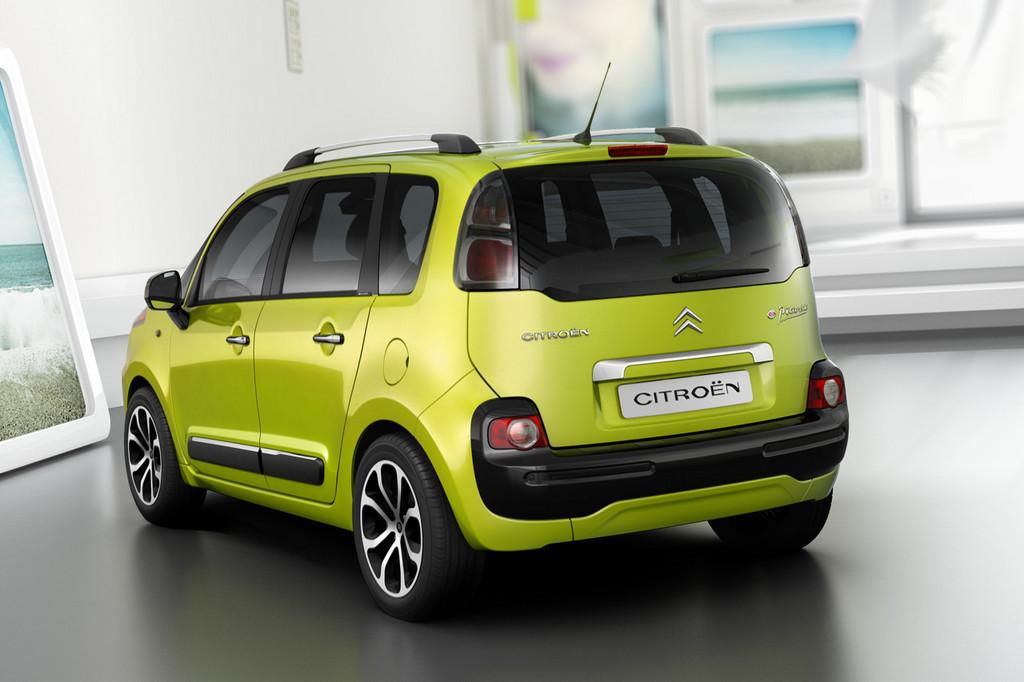 Foto de Citroën C3 Picasso (6/18)