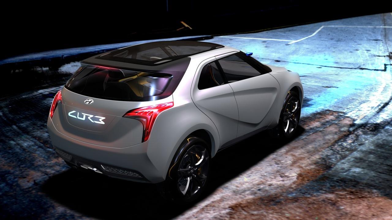 Foto de Hyundai CURB en el Salón de Detroit (25/29)