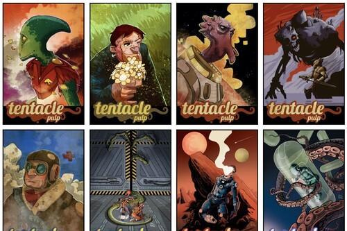 Tentacle Pulp, una interesante iniciativa para leer relatos cortos en español: App de la semana