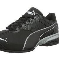 Las zapatillas deportivas Puma Tazon 6 FM en negro están rebajadas a 38,95 euros en Amazon