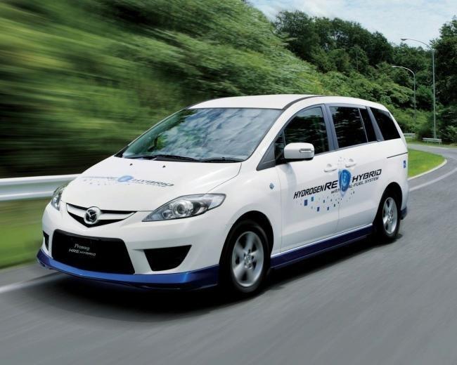 Mazda hidrógeno