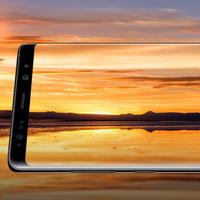 Samsung se supera a sí misma: la pantalla del Note 8 es aún mejor que la del Galaxy S8, según DisplayMate