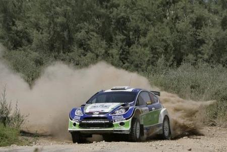 Xevi Pons lidera la Copa S2000 en Jordania
