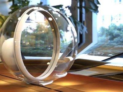 Este espejo se mueve cual girasol para llevar la luz hasta dentro de tu hogar