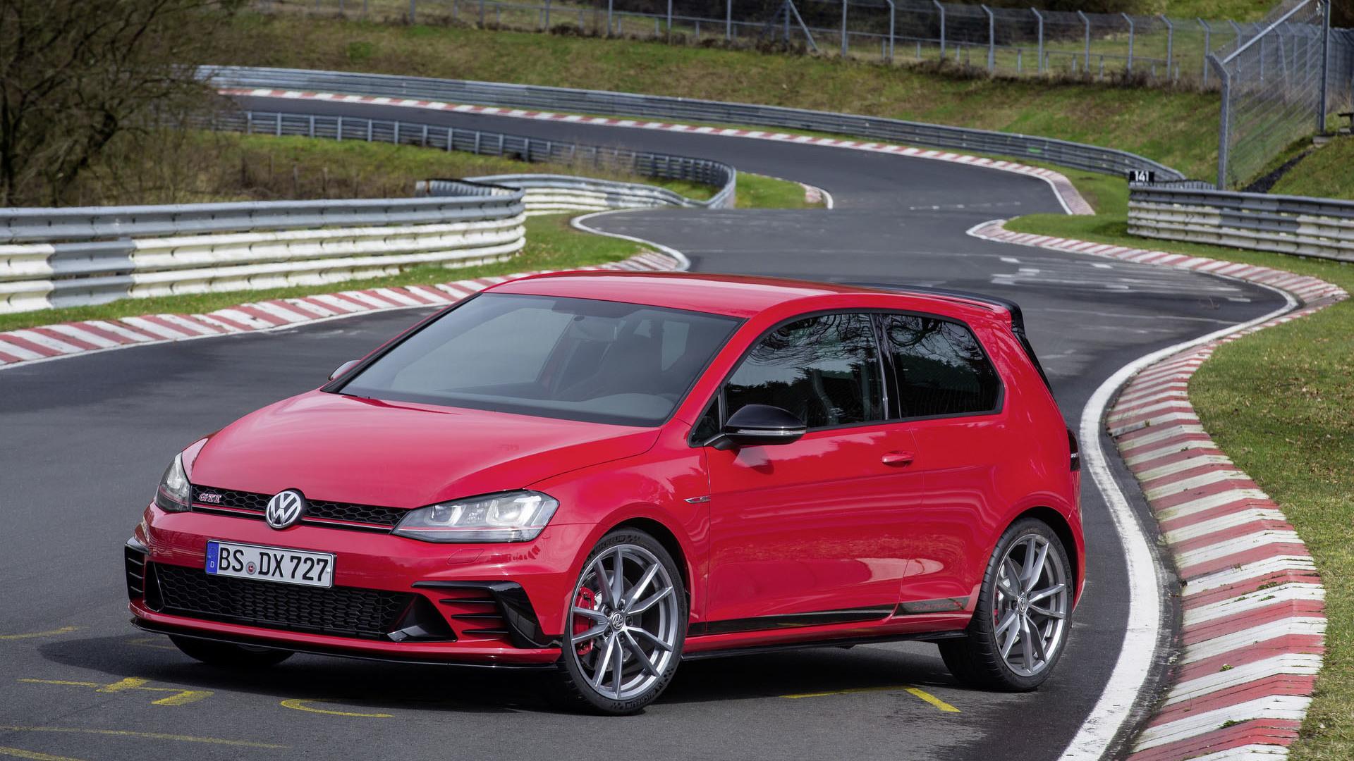 Foto de Volkswagen Golf GTI Clubsport S (16/36)