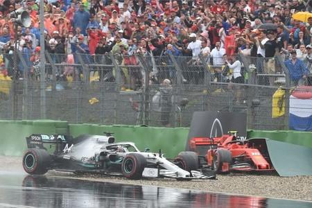 Hamilton Leclerc Alemania F1 2019