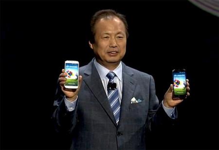 Desde Corea cuentan que Samsung reduce por primera vez la producción del Galaxy S4